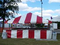 Rent Tent Concession