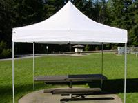 Rent your 10x10 10x20 tent canopy ez- up tent portable & Party Rentals Chicago Tent Rental Chicagoland Event Rental Store ...