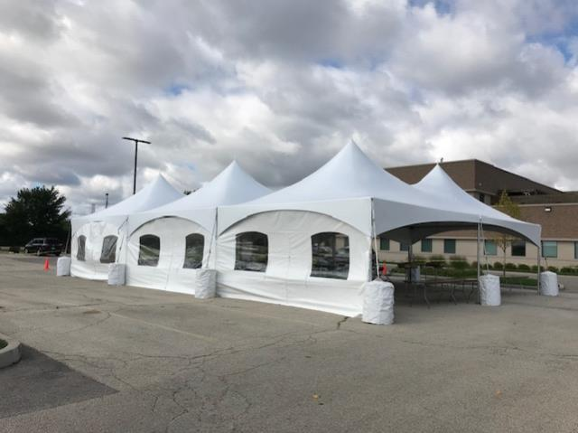 Rent Tent Sidewall