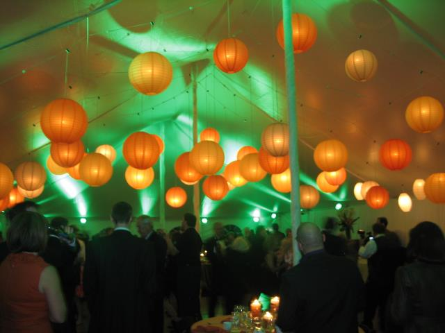 Rent Tent Lighting