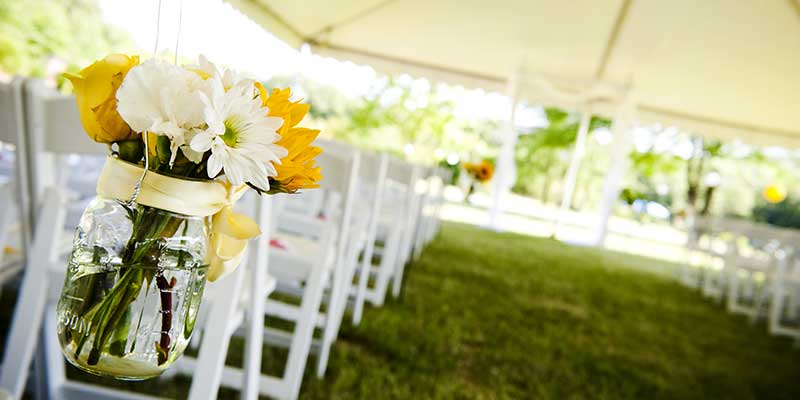 Wedding Rentals in the Chicago Metro Area